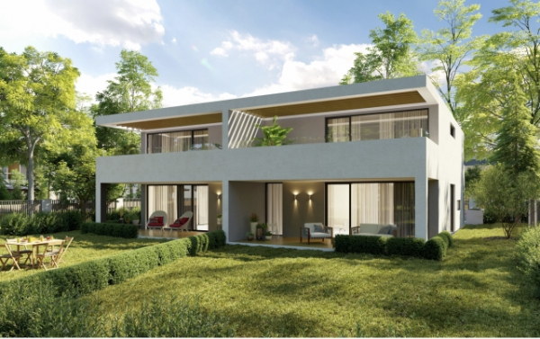 Exklusives Doppelhaus in Klosterneuburg/Kierling PROVISIONSFREI !